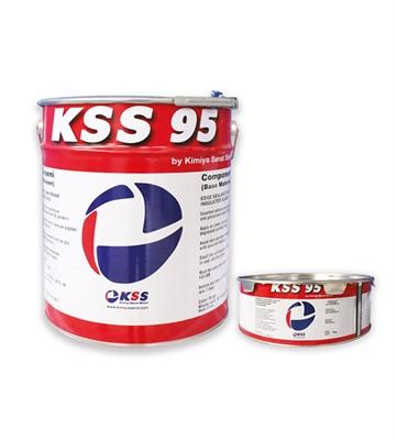چسب ماستیک پلی سولفایددو جزیی KSS