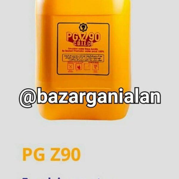 چسب آب بندی و رزین نمای PGZ90