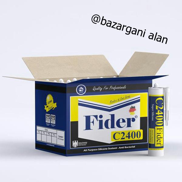 چسب سیلیکون فیدر C2400