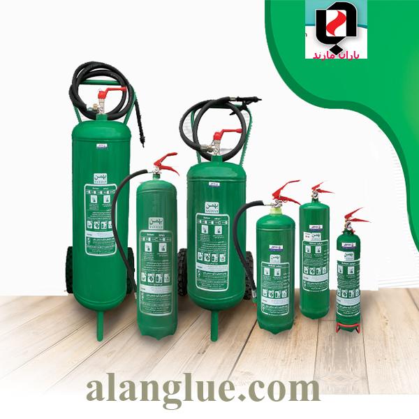 آتش خاموش کن 2و3لیتری بایوفوم بهمن