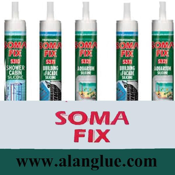 چسب کاشت میلگردسومافیکس soma fix