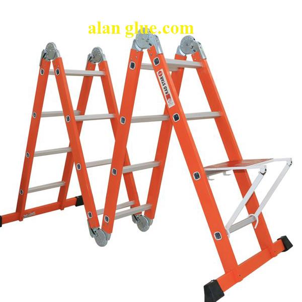 نردبان الوم رادپله مدل راداستار radstar