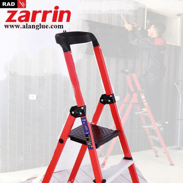 نردبان آلوم راد پله مدل زرین zarrin