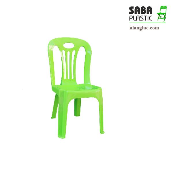 صندلی بدون دسته نوجوان صباپلاستیک