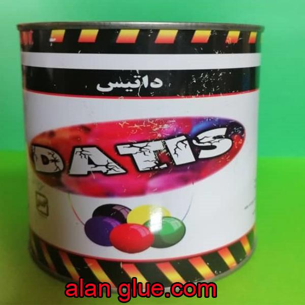 رنگ روغنی آلکیدی براق داتیس DATIS