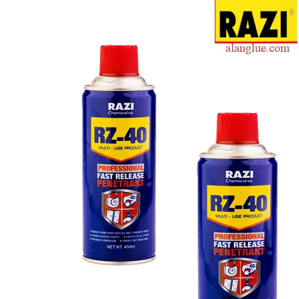 اسپری روان کننده رازی Razi Rz-40