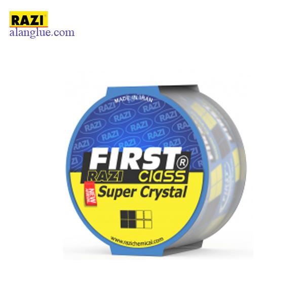 چسب نواری سوپرکریستال رازی supercrystal