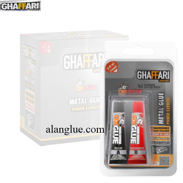 چسب فولاد اکس غفاری GHAFFARIOX