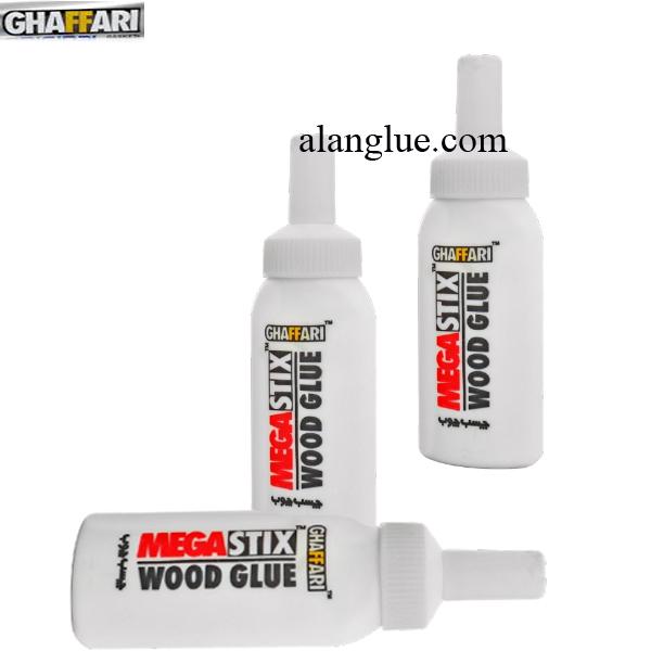 چسب چوب غفاری مدل MEGASTIX