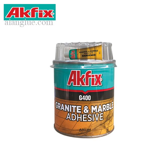 چسب گرانیت ومرمرآک فیکس مدل AkfixG400