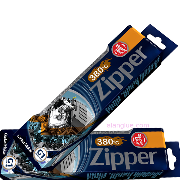 چسب واشر ساز حرارتی مشکی زیپرZipperG1