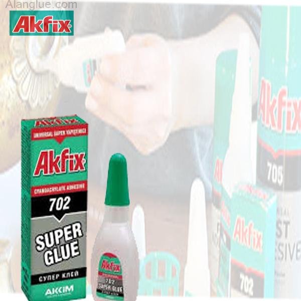 چسب قطره ای فوری آکفیکسAkfix 702
