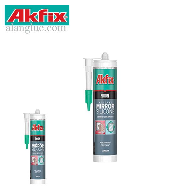 چسب سیلیکونی AKFIX900N مخصوص آینه