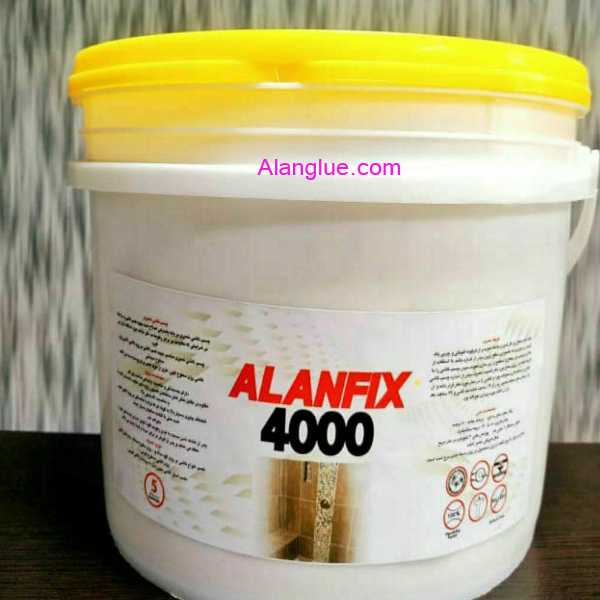 چسب کاشی آلان فیکس alanfix4000