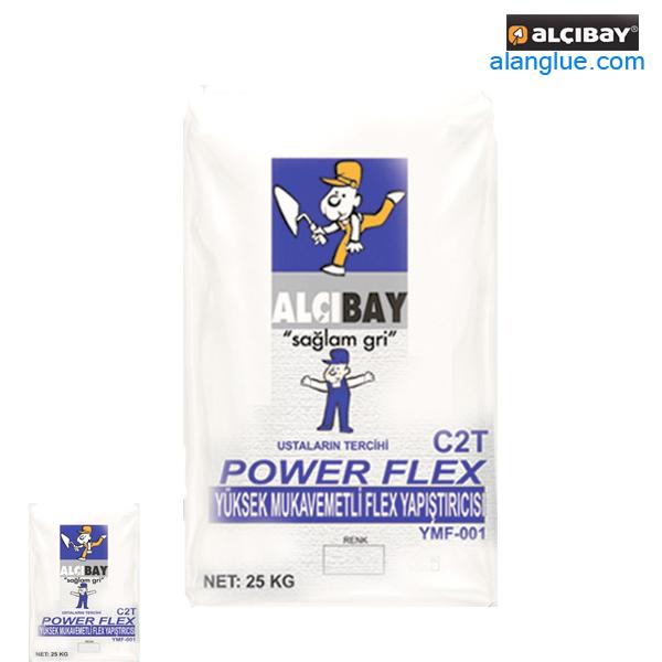 چسب کاشی اصلاح شده C2آلچیبای alcibay
