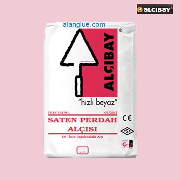 گچ ساتن آلچی بای alcibay