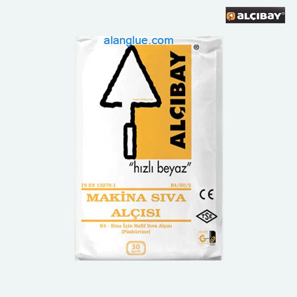 گچ پاششی آلچیبای alcibay