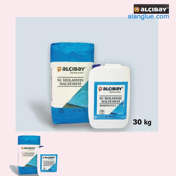 چسب عایق دو جزئی آلچی بای alcibay