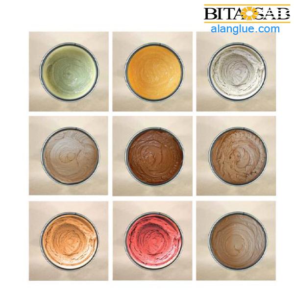 ماستیک پلی استربیتا سابpolyestermastic bitasab