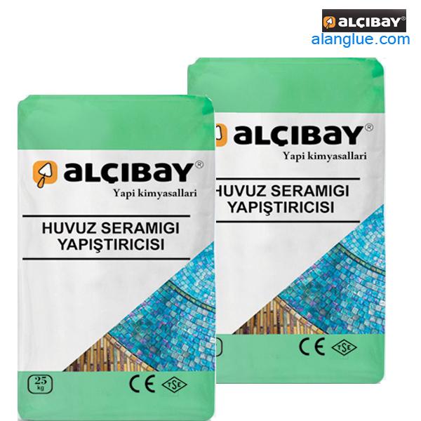 چسب استخری آلچی بای alcibay