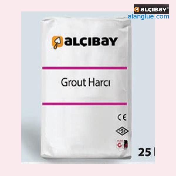 گروت زودگیر آلچی بای alcibay